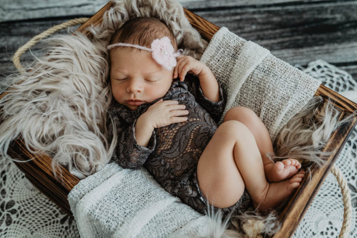 Newborn Babyshooting Tirol Babyfoto