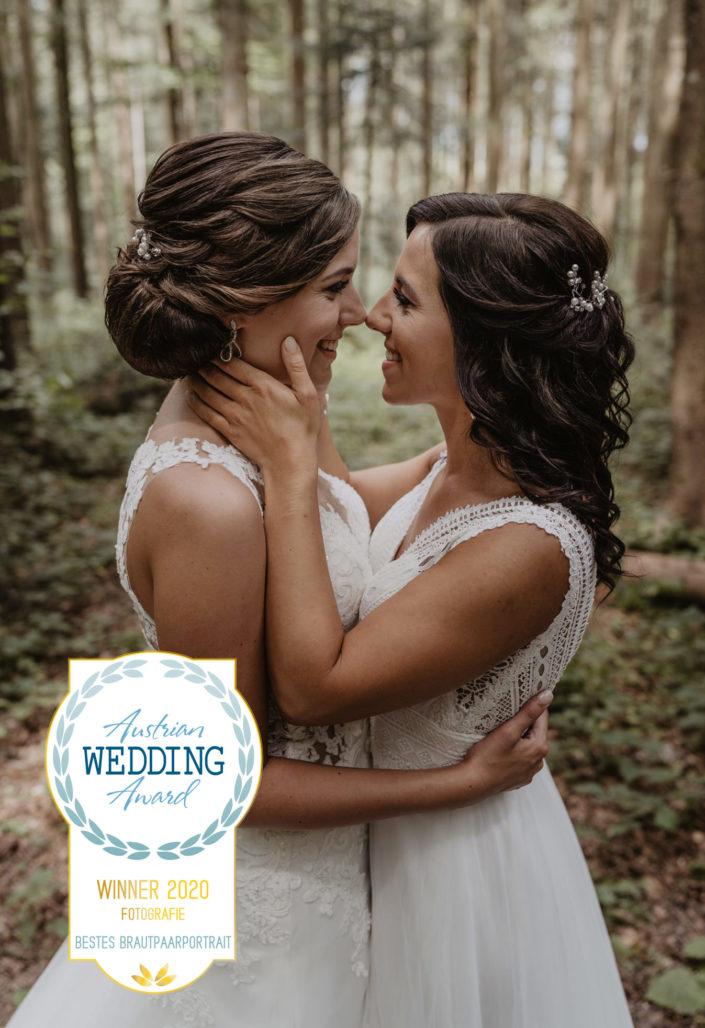 Austrian Wedding Award Ariane Frötscher Bestes Brautpaarportrait