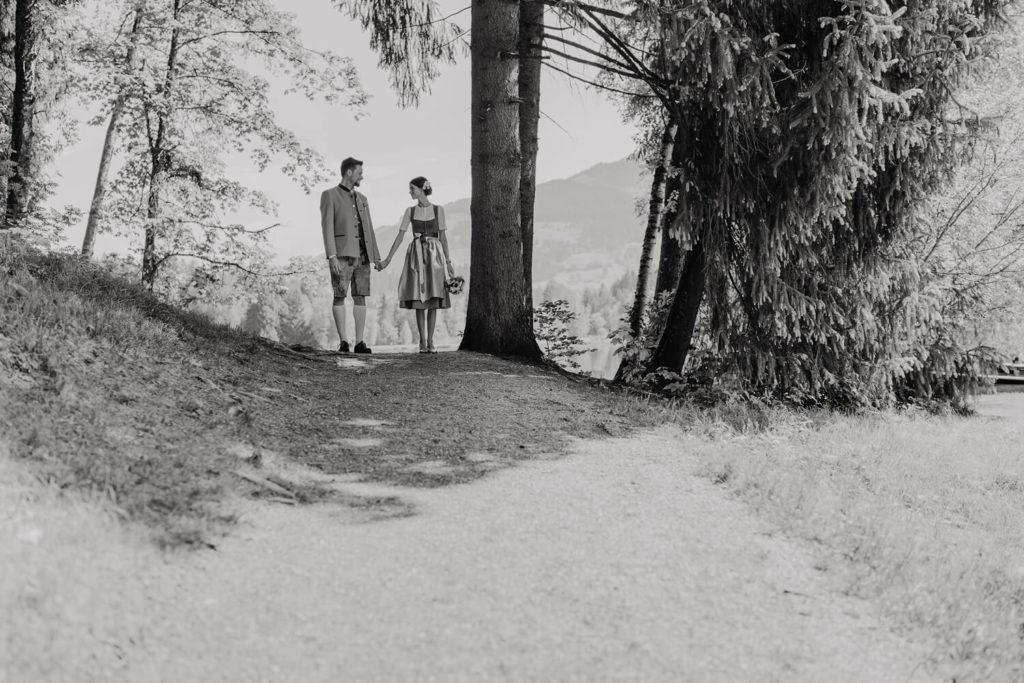 Hochzeit Standesamt Kitzbühel Schwarzsee