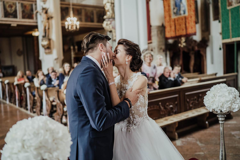 Hochzeit Kitzbühel Kirche Fotograf Tirol