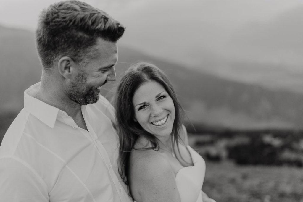 After Wedding Shooting Hochzeit Berg Gipfel Tirol
