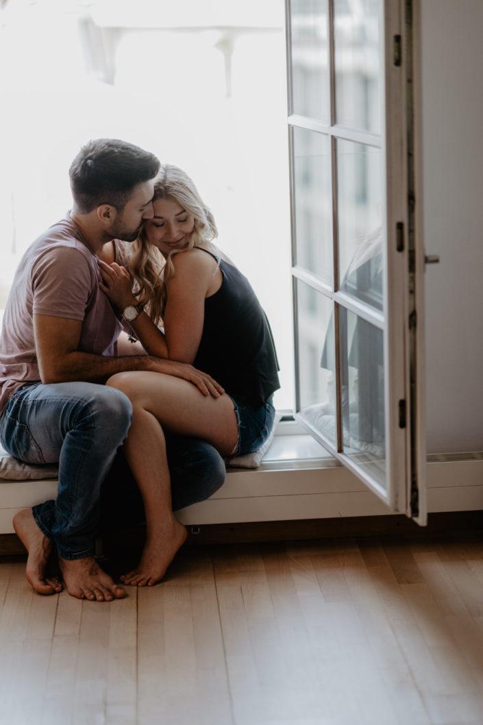 paarshooting coupleshooting homestory zuhause innsbruck