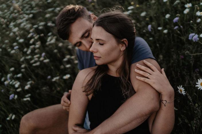 Paarshooting Verlobungsshooting Engagement Zillertal