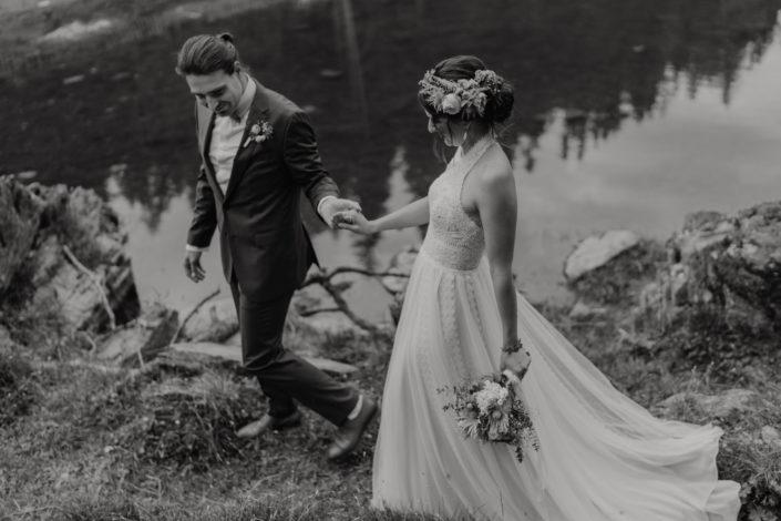 Hochzeit Obernberger See