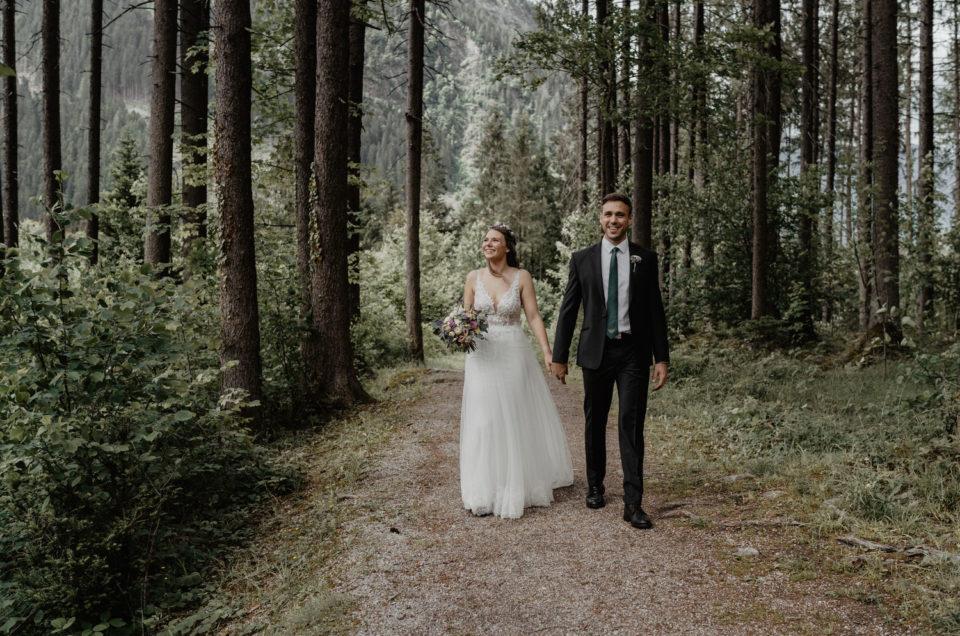 Hochzeit Zillertal