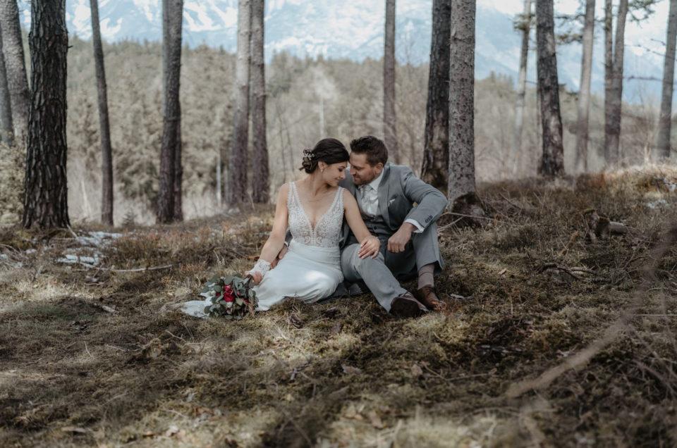 Hochzeit Wattenberg Hall in Tirol Ampass