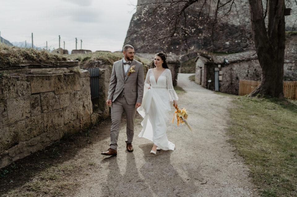 Hochzeit Festung Kufstein Burghochzeit Tirol