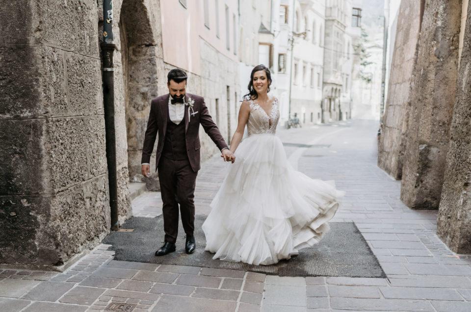 Hochzeit Standesamt Innsbruck